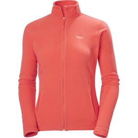 Helly Hansen Daybreaker Fleece Jacket Women, czerwony
